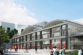 Gleeds | Renovations to La Halle Freyssinet create world's largest office space for start-ups