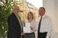 Gleeds commended for retaining..