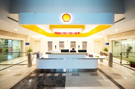 Shell Office Building Fit-out